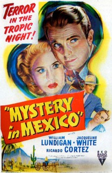Mystery in Mexico