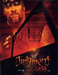 WWE Judgment Day 2002