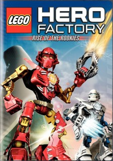 LEGO Hero Factory: L'ascension des débutants