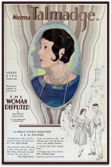 The Woman Disputed