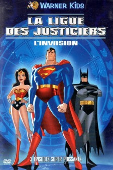 La Ligue des justiciers : L'Invasion
