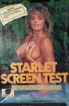 Starlet Screen Test