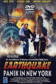 Earthquake in New York