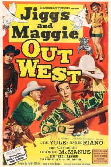 Jiggs and Maggie Out West
