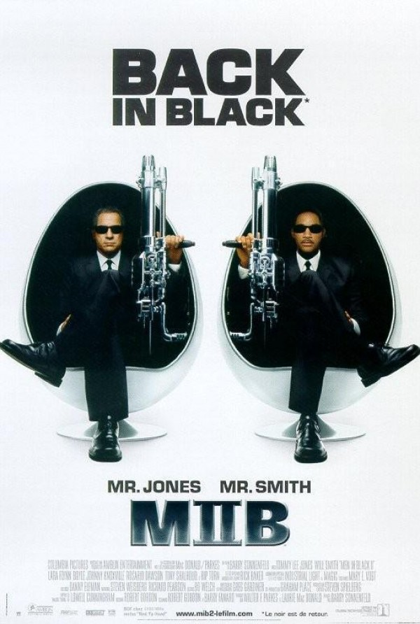 Affiche du film Men in Black 2