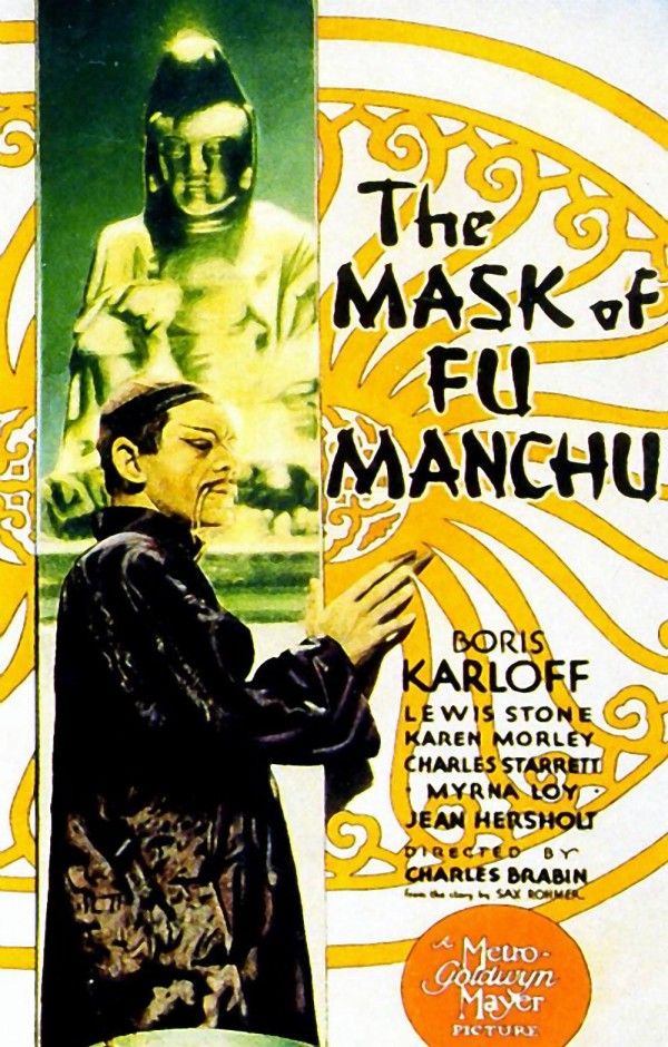 Affiche du film Le Masque d'or