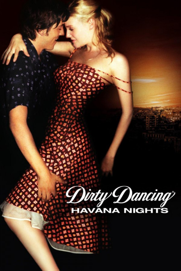 Affiche du film Dirty Dancing: Havana Nights