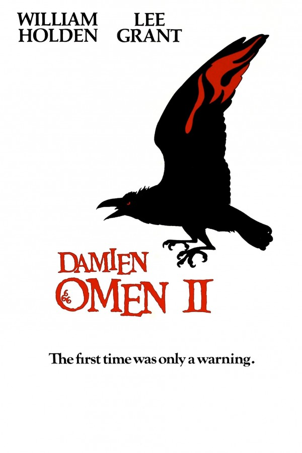 Affiche du film Damien : La Malédiction 2