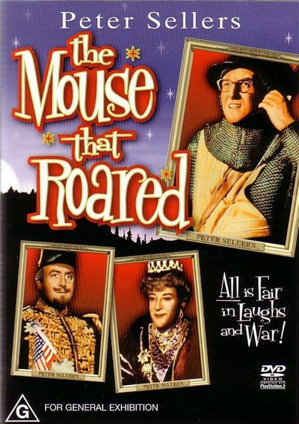 Affiche du film The Mouse That Roared