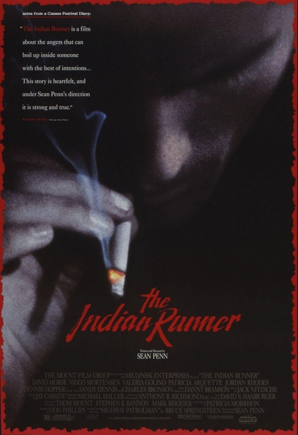 Affiche du film The Indian Runner