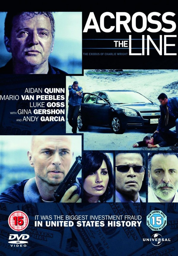 Affiche du film Across the Line: The Exodus of Charlie Wright
