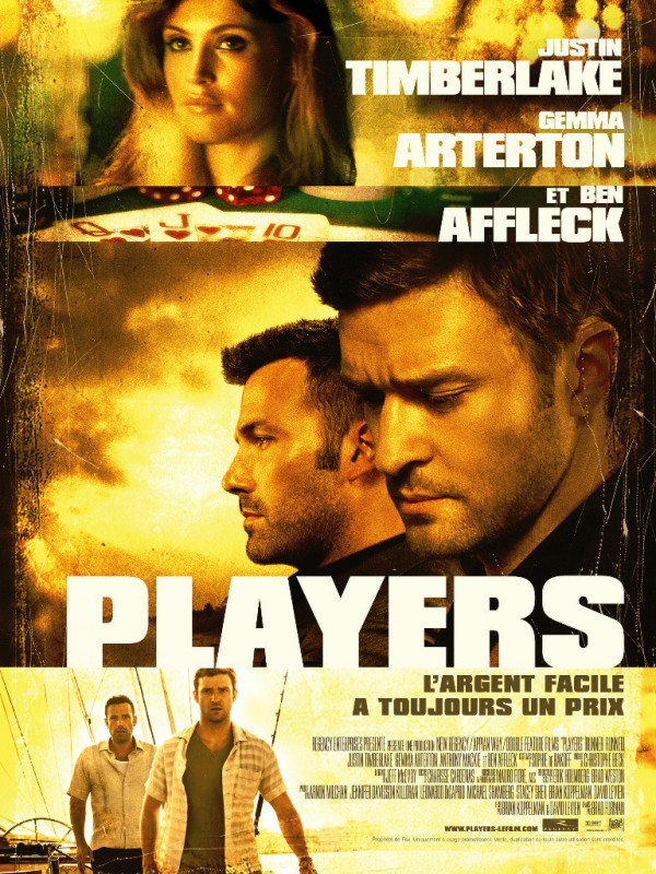 Affiche du film Players