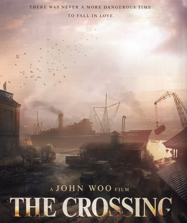 Affiche du film The Crossing