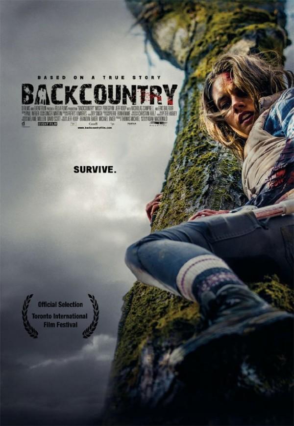 Affiche du film Backcountry