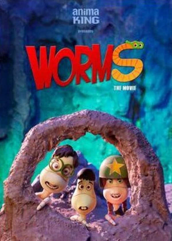 Affiche du film Worms