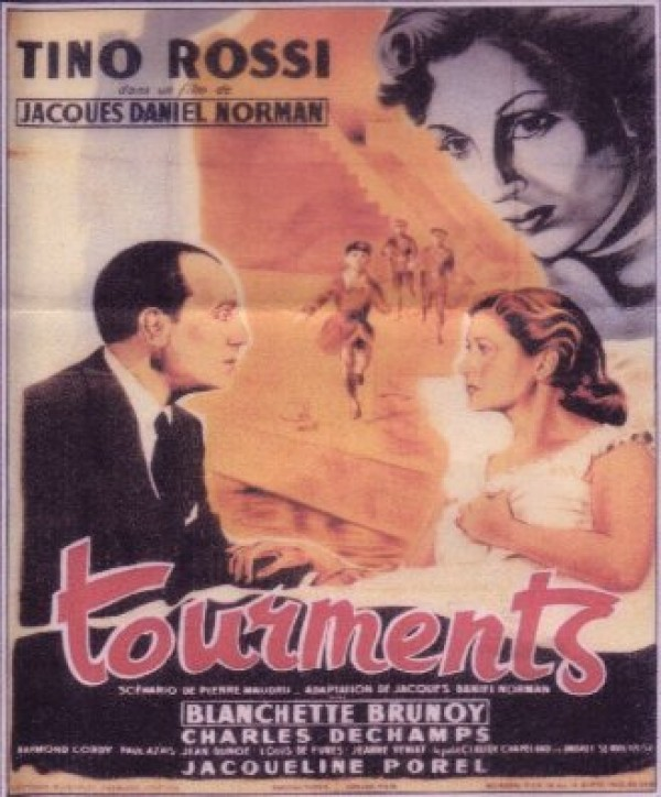 Affiche du film Tourments