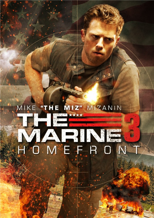 Affiche du film The Marine 3 : Homefront