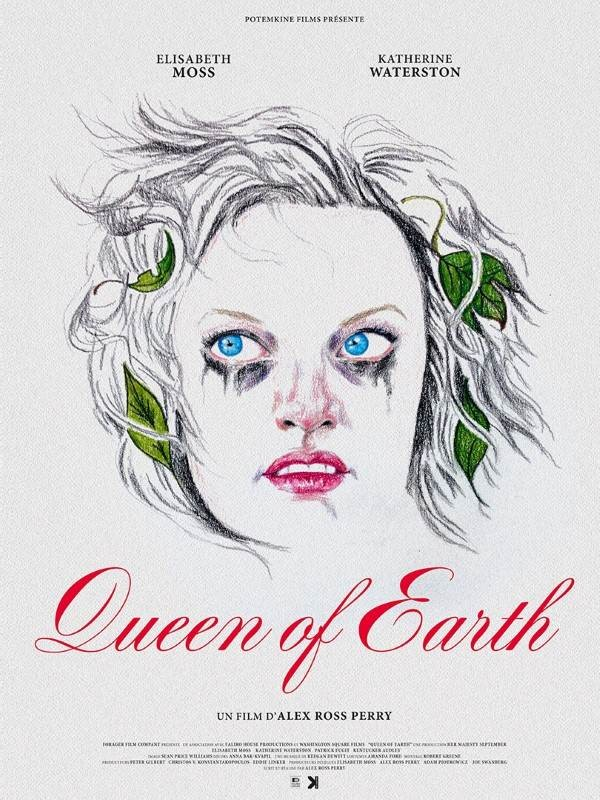 Affiche du film Queen of Earth