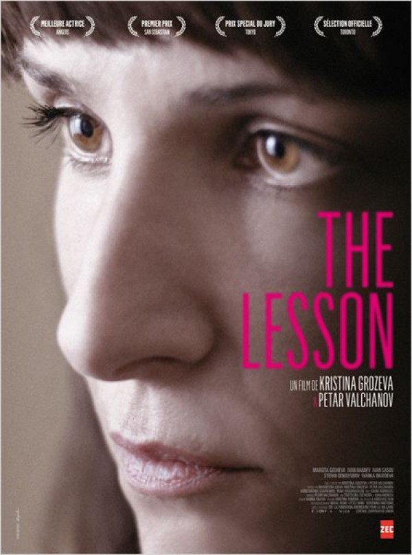 Affiche du film The Lesson