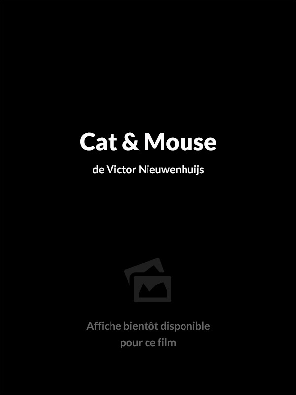 Affiche du film Cat & Mouse