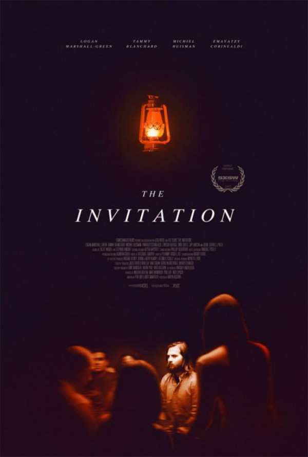 Affiche du film The Invitation