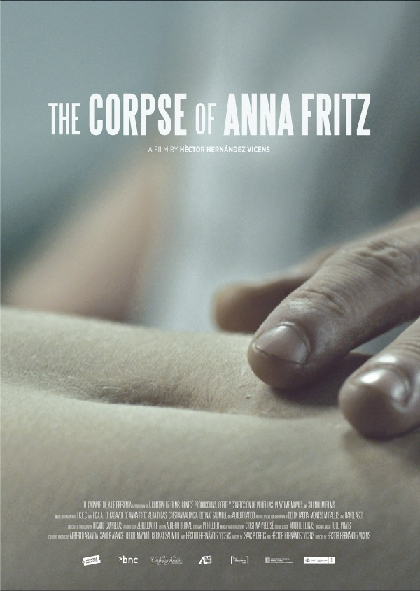 Affiche du film The Corpse of Anna Fritz