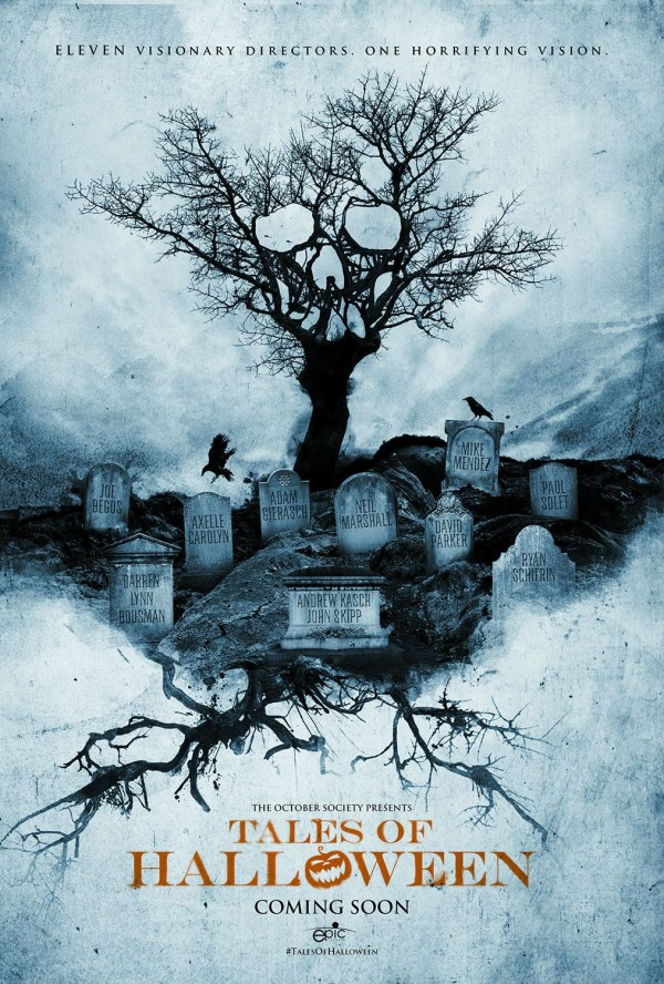Affiche du film Tales of Halloween