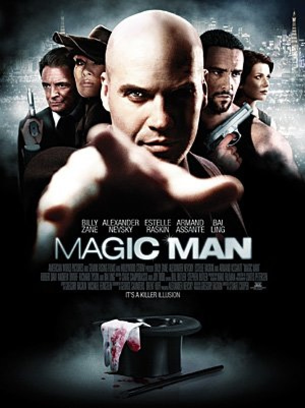 Affiche du film Magic Man