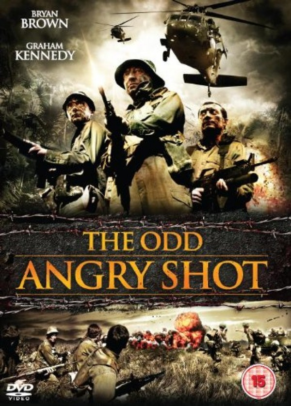 Affiche du film The Odd Angry Shot