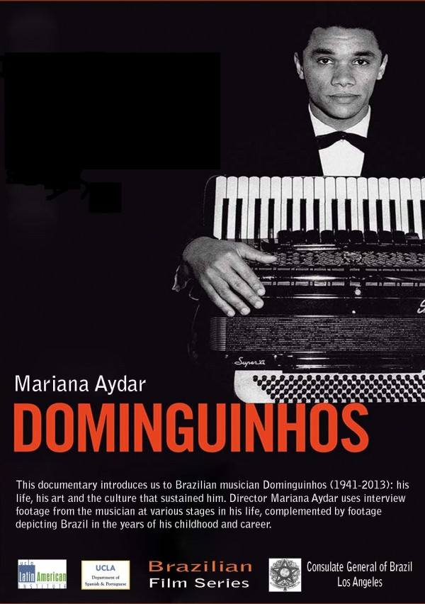 Affiche du film Dominguinhos