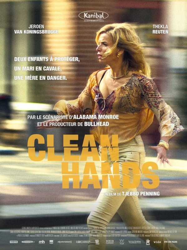 Affiche du film Clean Hands
