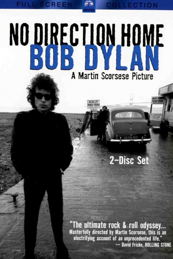 Affiche du film No Direction Home : Bob Dylan