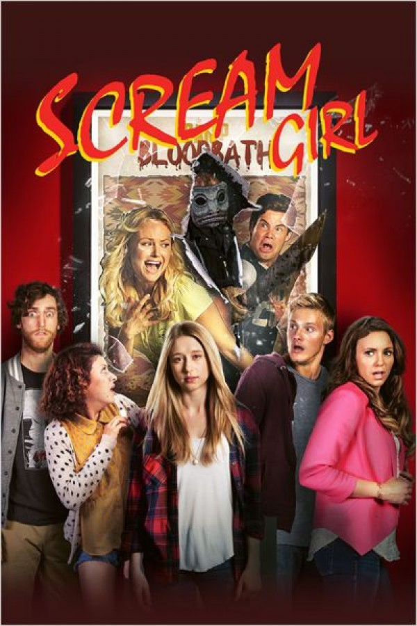 Affiche du film Scream Girl