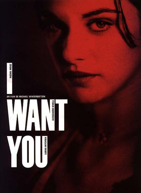 Affiche du film I Want You