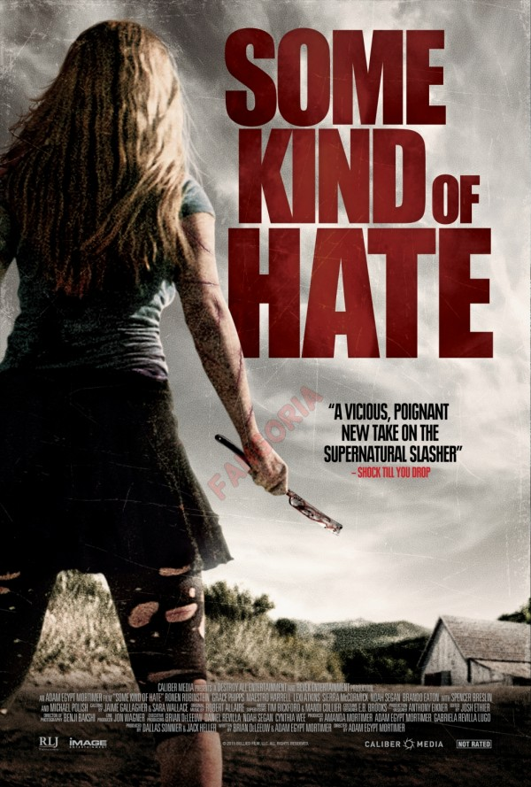 Affiche du film Some kind of hate