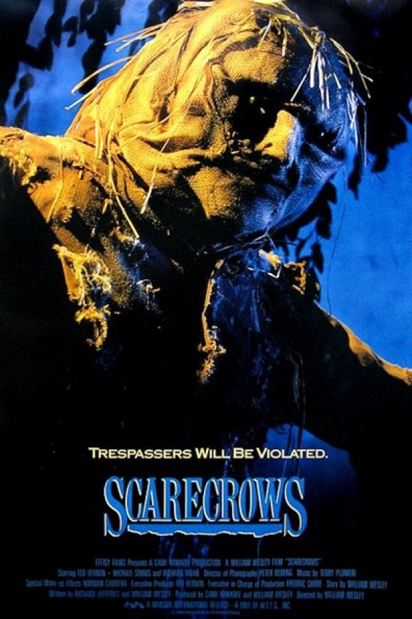 Affiche du film Scarecrows