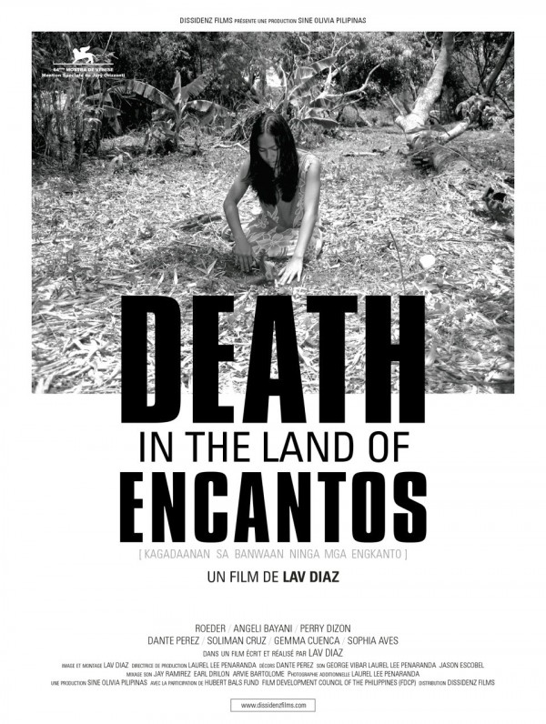 Affiche du film Death in the Land of Encantos, 3e partie