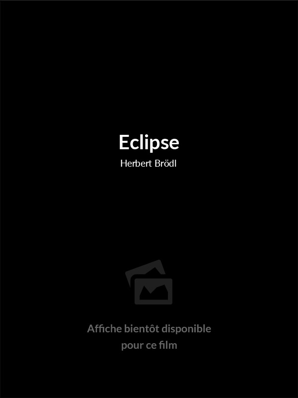 Affiche du film Eclipse