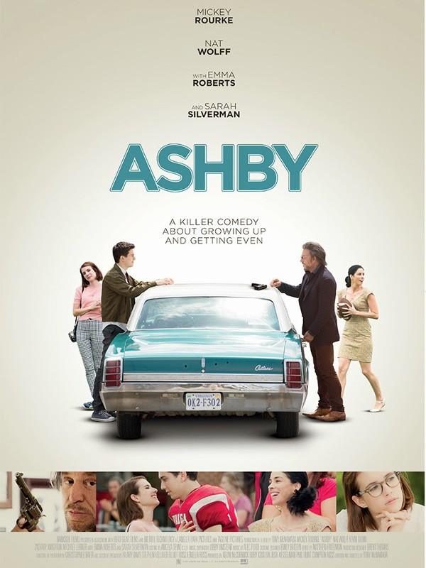 Affiche du film Ashby