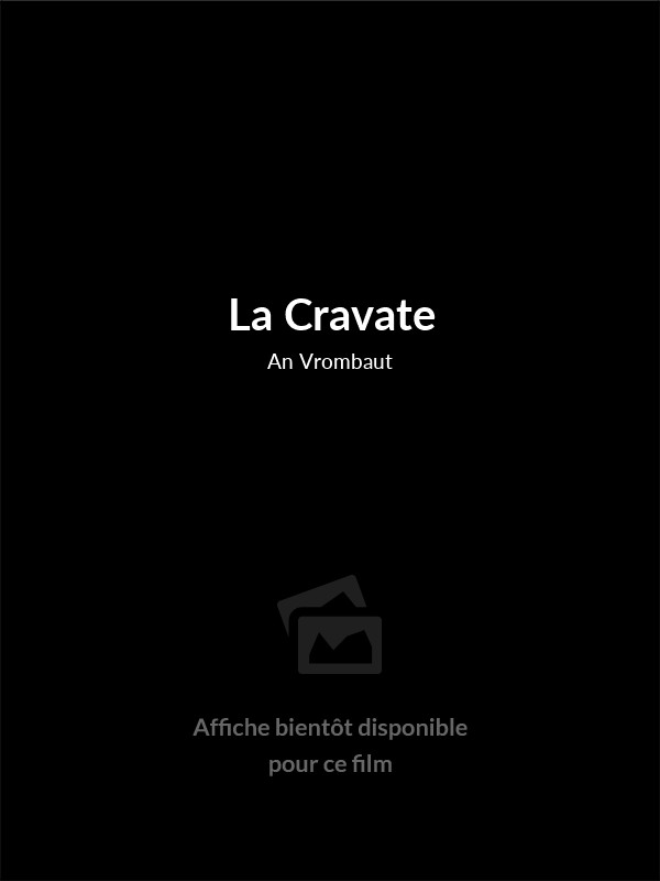 Affiche du film La Cravate