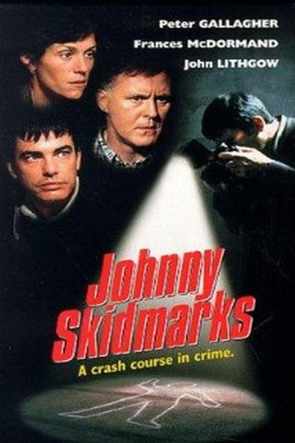 Affiche du film Johnny Skidmarks