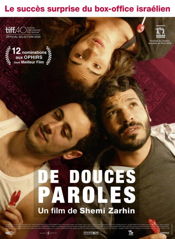 Affiche du film De douces paroles
