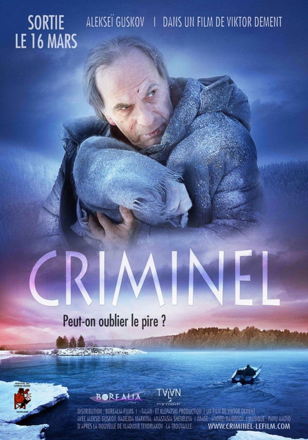 Affiche du film Criminel