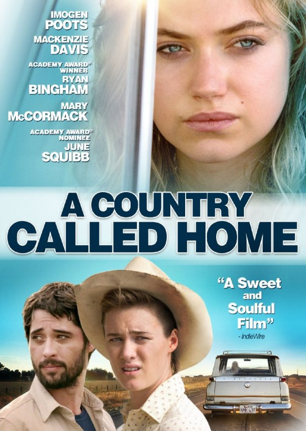 Affiche du film A Country Called Home
