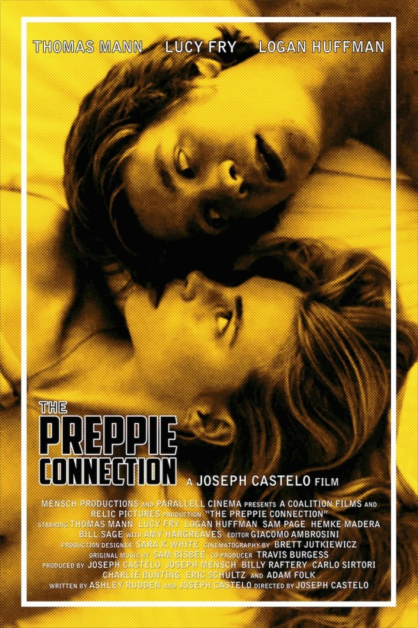 Affiche du film The Preppie Connection