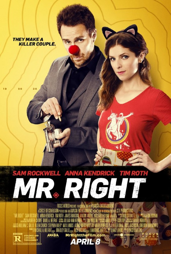 Affiche du film Mr. Right