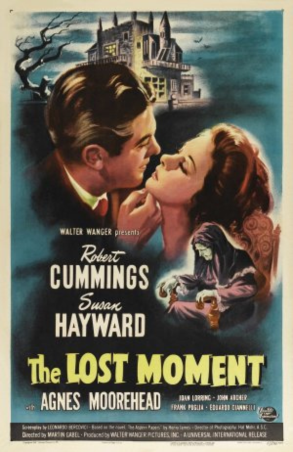 Affiche du film The Lost Moment