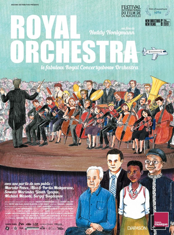 Affiche du film Royal Orchestra