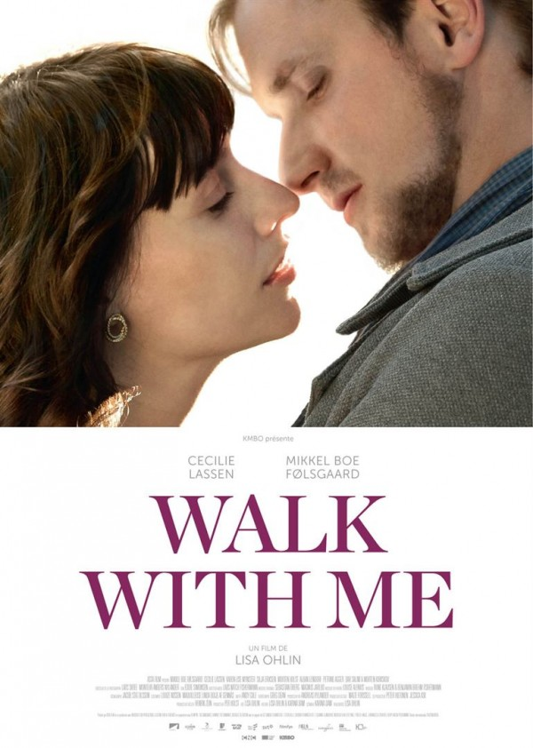 Affiche du film Walk with Me