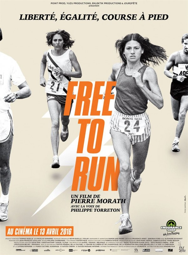 Affiche du film Free to Run